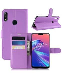 Asus Zenfone Max Pro M2 Wallet Leather Case