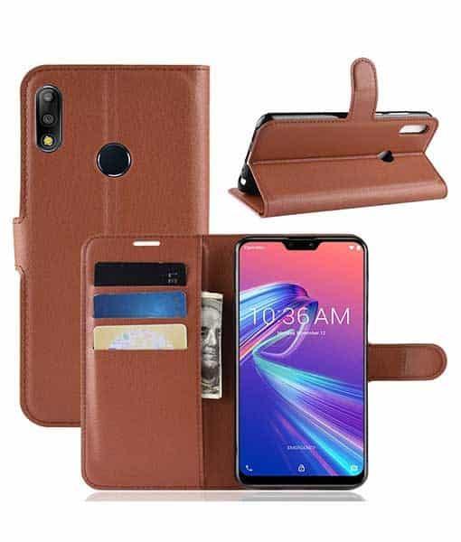 Asus Zenfone Max Pro M2 Wallet Leather Case