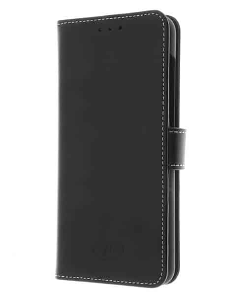 INSMAT Flip Case Nokia 5.1 Plus, Musta.
