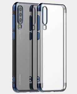 Huawei P30 Kirkas TPU Takakansi