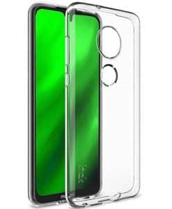 Motorola Moto G7 Plus IMAK Silikoni Suojakuori