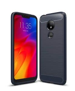 Motorola Moto G7 Power Carbon Fiber