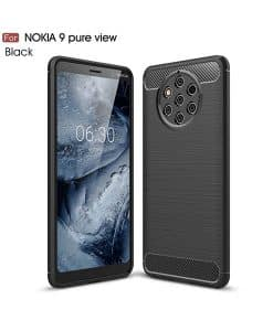 Nokia 9 Pureview Carbon Fiber Case