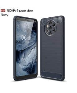 Nokia 9 Pureview Carbon Fiber Case