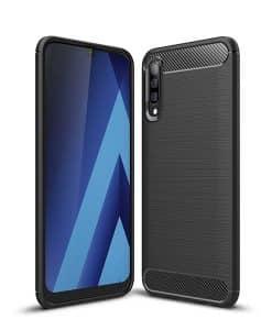Samsung Galaxy A50 Carbon Fiber