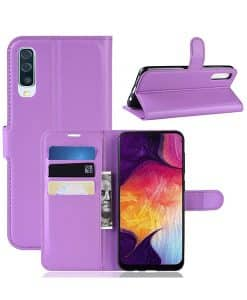 Samsung Galaxy A50 Wallet Leather Case