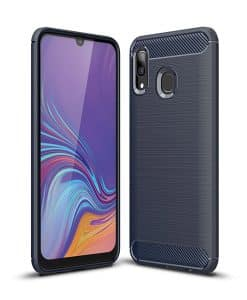 Samsung Galaxy A40 Carbon Fiber