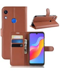 Honor 8A Wallet Leather Case