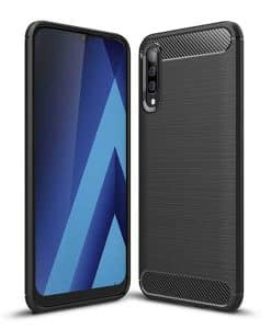 Samsung Galaxy A70 Carbon Fiber