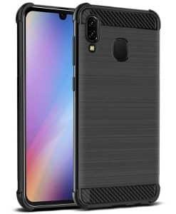 Samsung Galaxy A20e IMAK Silikoni Suojakuori