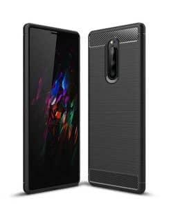 Sony Xperia 1 Carbon Fiber