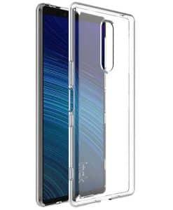 Sony Xperia 1 IMAK Silikoni Suojakuori