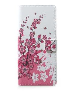 Sony Xperia 1 Kuviollinen Wallet Case