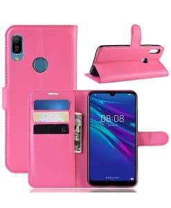 Huawei Y6 2019 Wallet Leather Case