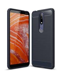 Nokia 3.1 Plus Carbon Fiber