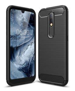 Nokia 4.2 Carbon Fiber