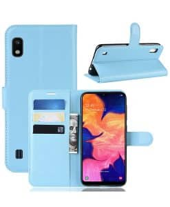 Samsung Galaxy A10 Wallet Leather Case