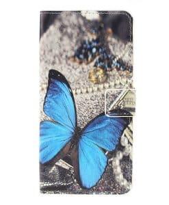 Samsung Galaxy A10 Kuviollinen Wallet Case