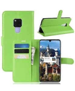 Huawei Mate 20 X Wallet Leather Case
