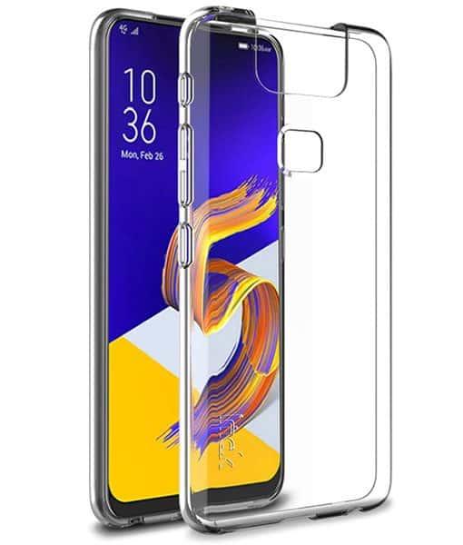 Asus Zenfone 6 IMAK Silikoni Suojakuori