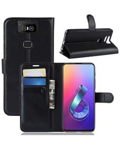 Asus Zenfone 6 Wallet Leather Case