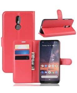 Nokia 3.2 Wallet Leather Case