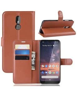 Nokia 3.2 Wallet Leather Case