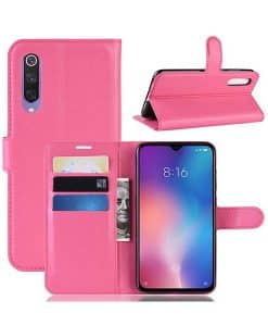 Xiaomi Mi 9 SE Wallet Leather Case
