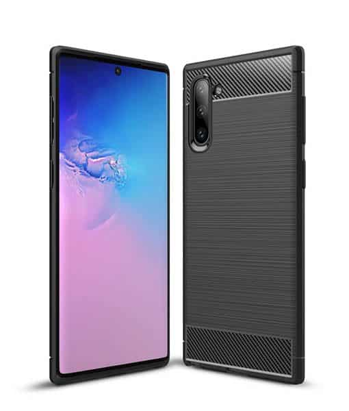 Samsung Galaxy Note 10 Carbon Fiber Case