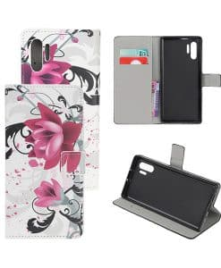 Samsung Galaxy Note 10 Plus Kuviollinen Wallet Case