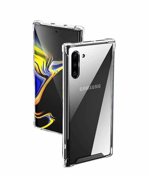 Samsung Galaxy Note 10 NXE Kirkas Silikonisuoja