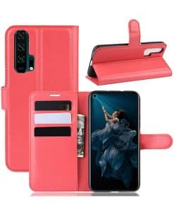 Honor 20 Pro Wallet Leather Case