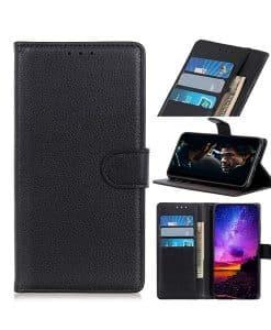 ZTE Axon 10 Pro Wallet Leather Case
