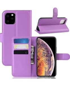 Apple iPhone 11 Pro Max Wallet Leather Case