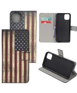Apple iPhone 11 Pro Kuviollinen Wallet Case