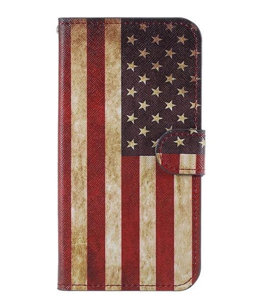 Apple iPhone 11 Pro Max Kuviollinen Wallet Case