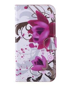 Apple iPhone 11 Kuviollinen Wallet Case