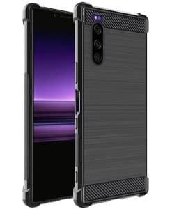 Sony Xperia 5 IMAK Silikoni Suojakuori