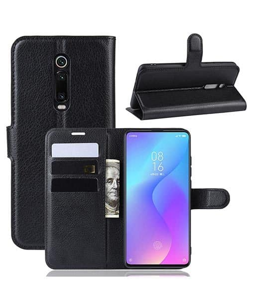 Xiaomi Mi 9T Wallet Leather Case