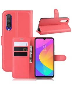 Xiaomi Mi A3 Wallet Leather Case