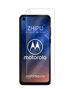 Motorola One Action Clear LCD Suojakalvo