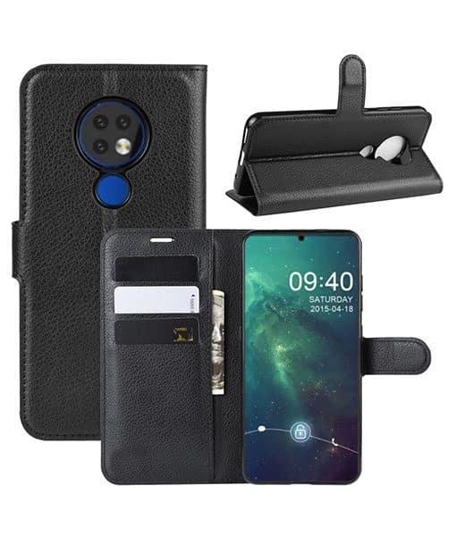 Nokia 6.2 Wallet Leather Case
