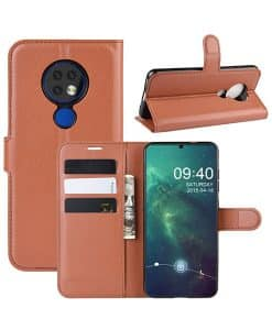 Nokia 6.2 Wallet Leather Case