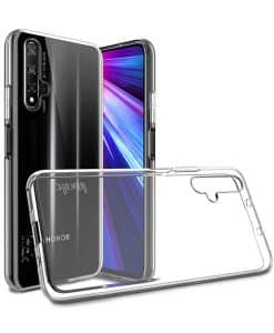 Huawei nova 5T IMAK Silikoni Suojakuori