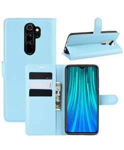 Xiaomi Redmi Note 8 Pro Wallet Leather Case