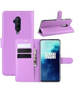 OnePlus 7T Pro Wallet Leather Case