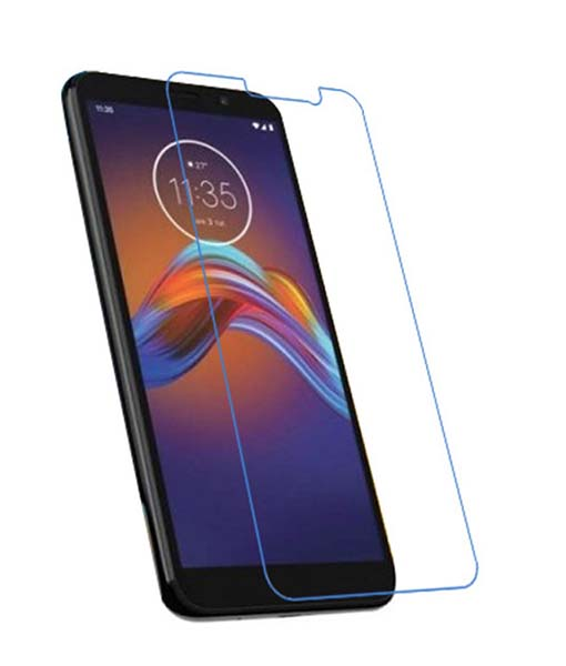 Motorola Moto E6 Play Clear LCD Suojakalvo