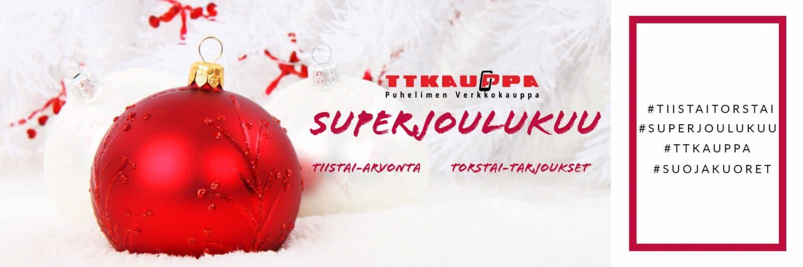 SuperJoulu - TT-Kauppa.fi