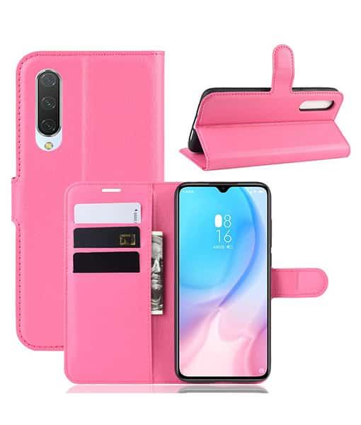 Xiaomi Mi 9 Lite Wallet Leather Case