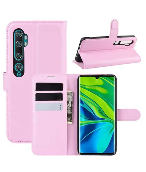 Xiaomi Mi Note 10 Wallet Leather Case